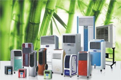 科瑞莱蒸发式冷风扇成为绿色低碳消费首选